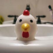 Bathtub Chicken