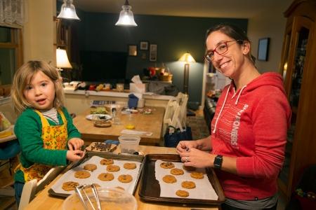 Cookie & Crafting Night