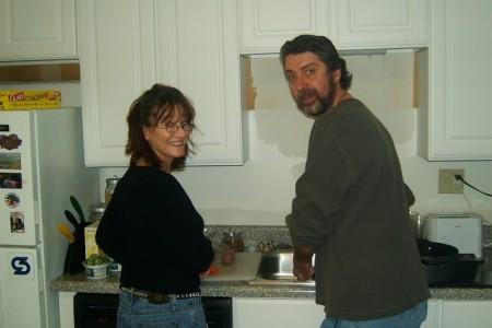 Mark & Donna