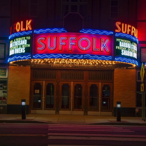 The Suffolk Theater