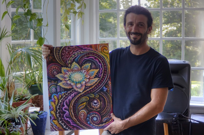 The-Artist-Roberts