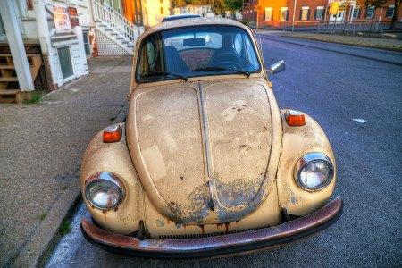 Alter Käfer