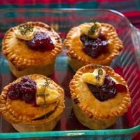 Christmas Mini Pies