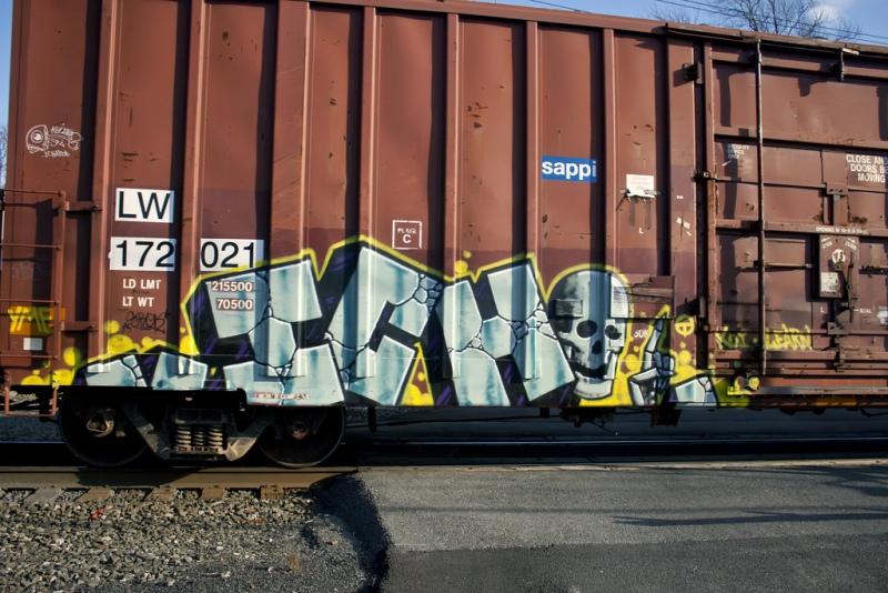 Fright-Train