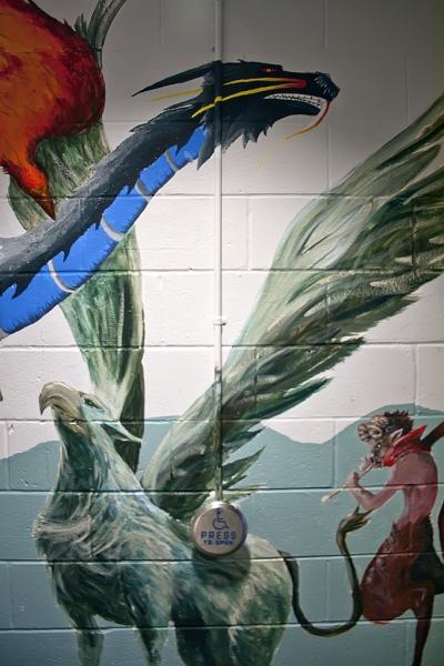 SUNY-Ulster-Mural
