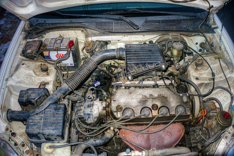 Ellen's-Engine