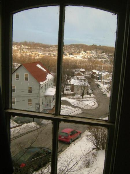 Through-the-Square-Window