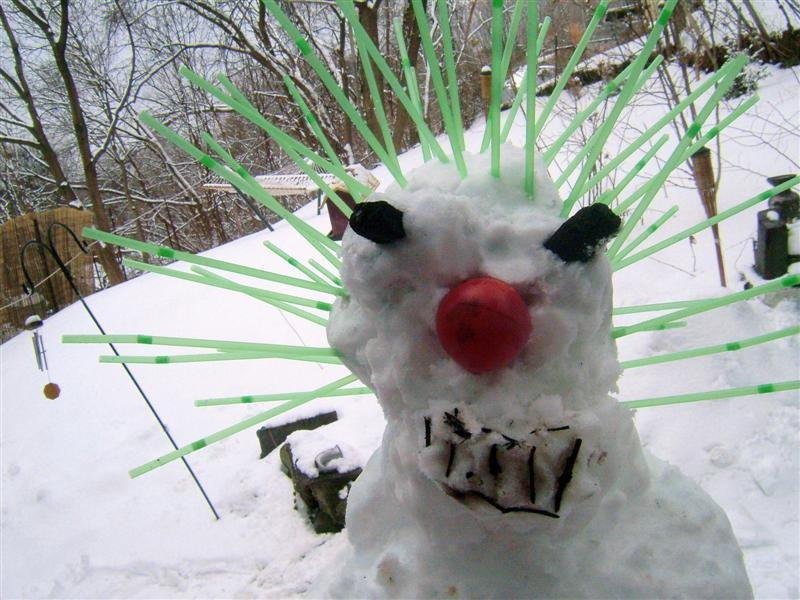 Happy-the-Snowman
