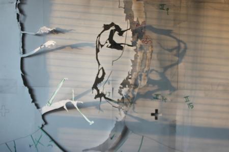 Stencil-Shadow