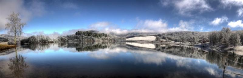 Icy Panorama