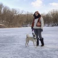 On-Frozen-Pond