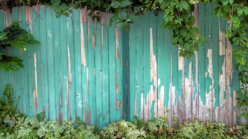 Framed-Fence