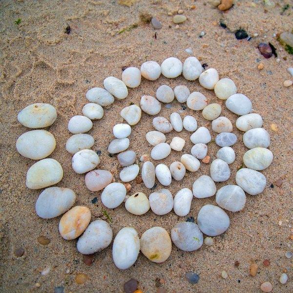 Beach-Spiral