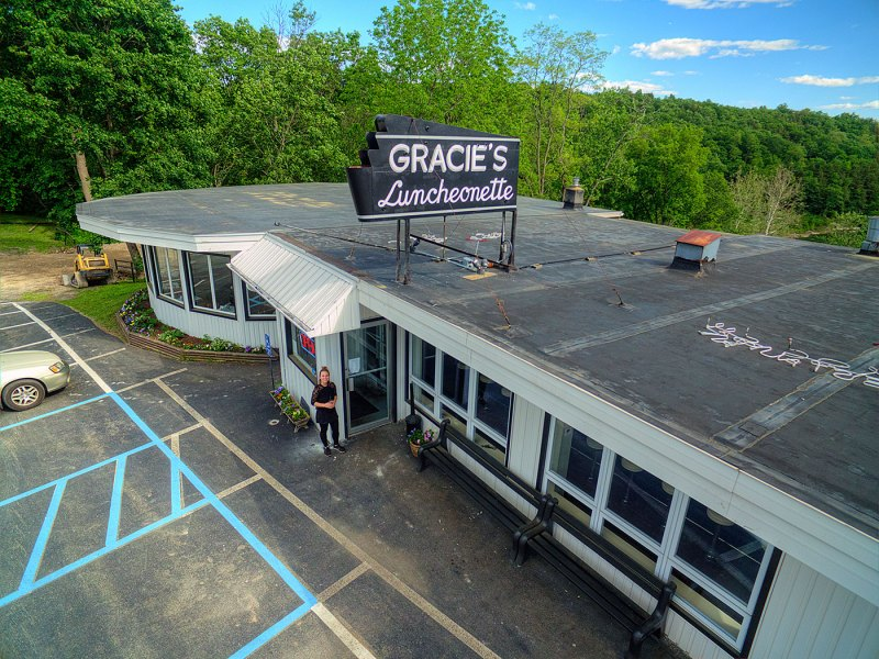 Gracie's Luncheonette