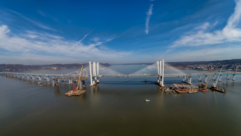 Spanning the Hudson