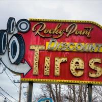Rocky Point Neon