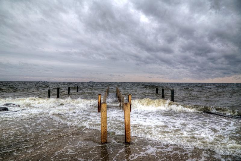Iron Pier Beach