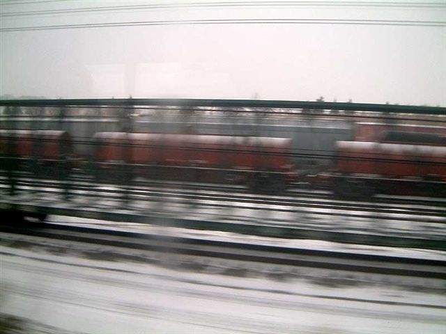 Train Windows