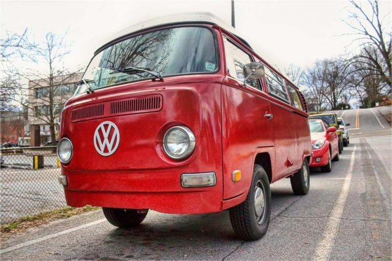VW Red