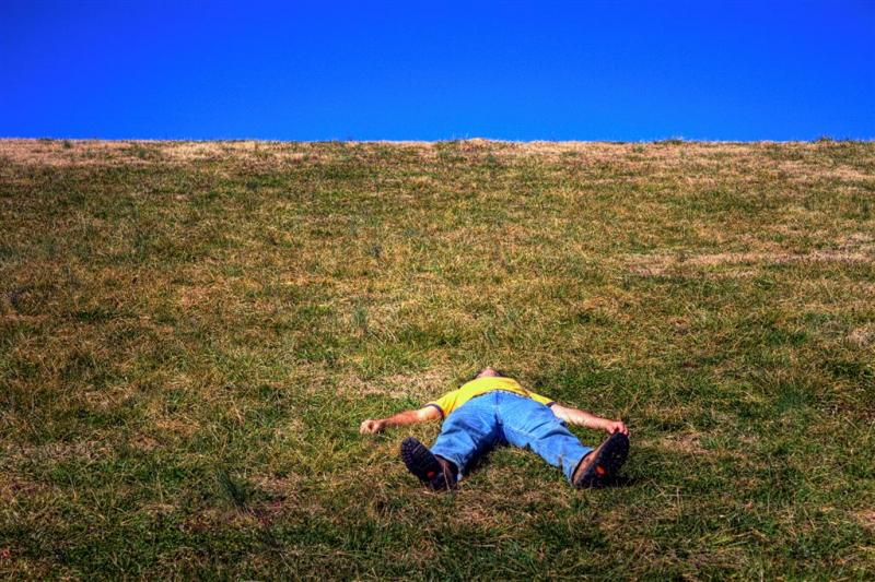 Grass-Sky-Nap