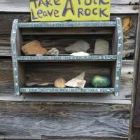 Take A Rock Leave A Rock