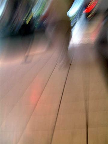 Mall Blurring