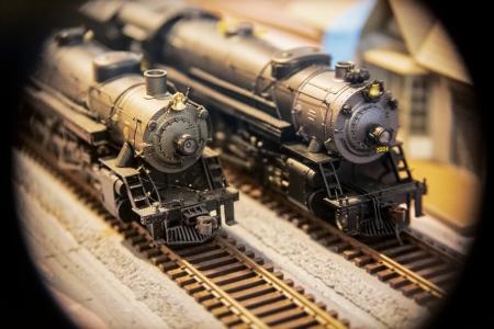 Steam Ahead.