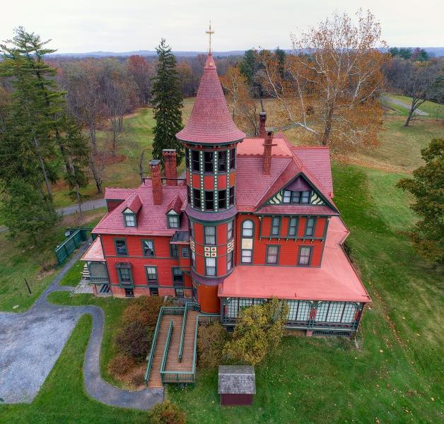 Wild Stone Mansion