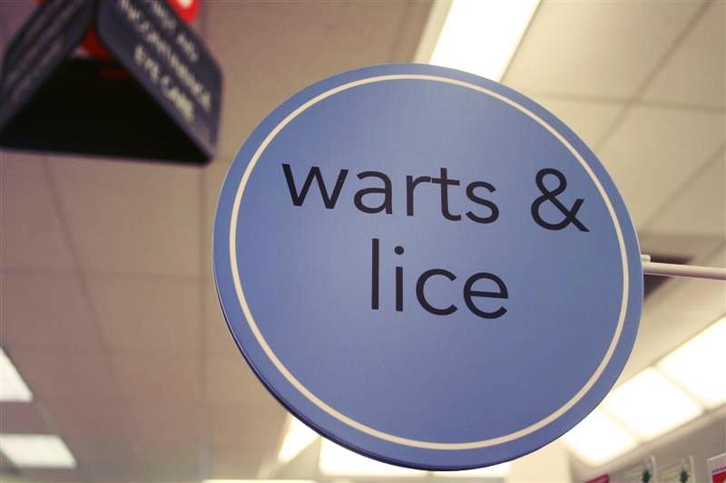 Warts-Lice